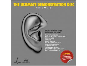 Chesky Records - The Ultimate Demonstration Disc - Volume 2