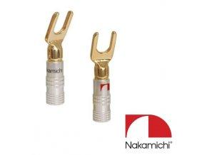 Nakamichi - Spade Plugs N0515FN