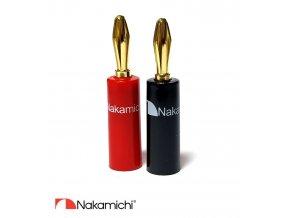 Nakamichi - Banana Plugs N0533