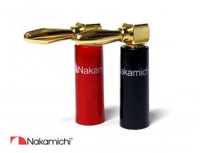 Nakamichi - Banana Plugs Angle N0534AA