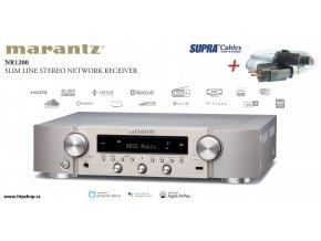 Marantz NR1200 stříbrné provedení