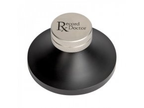 Record Doctor Clamp Black