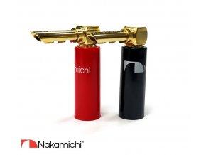 Nakamichi - Banana Plugs Angle N0533AE