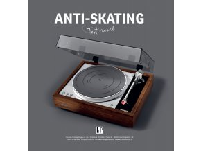 ANTI-SKATING Test record