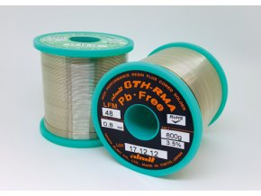 SUPRA SOLDER TIN 0.8MM SN/AG