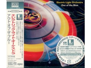 The Electric Light Orchestra - Out Of The Blue