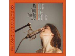 ABC Record - Anna Carven - My Funny Valentine