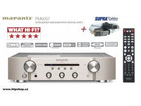 Marantz PM6007 Silver Gold SUPRA
