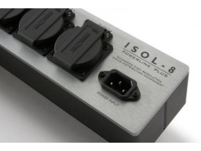 ISOL-8 PowerLine Plus 6 way