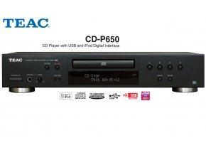 Teac CD P650