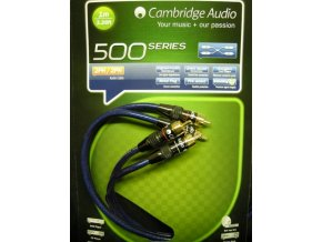 Cambridge Audio A500 RCA - 1 m