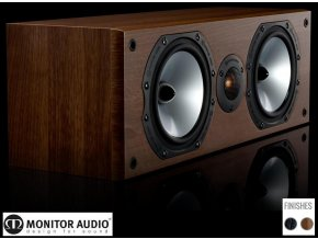 Monitor Audio MR Centre Walnut