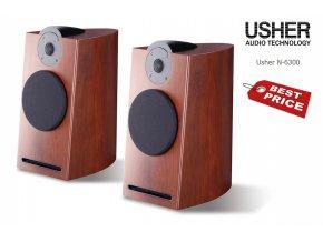 Usher N 6300 bříza