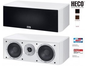 Heco Music Style Center White