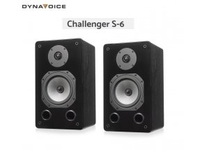 Dynavoice Challenger S 6 Black