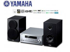 Yamaha MCR N470D Silver