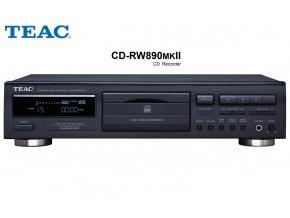 TEAC CD RW890MKII