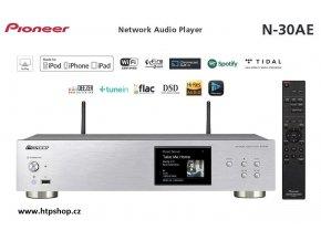 Pioneer N 30AE stříbrné provedení