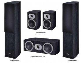 Heco Victa Prime 502 Black (2)
