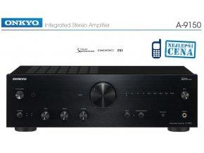 Onkyo A 9150 Black