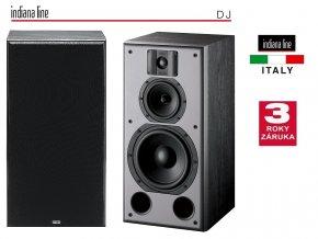 Indiana Line DJ 308 Black