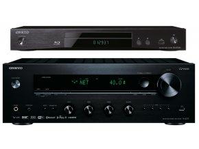 Onkyo TX 8270 BD SP353 Black