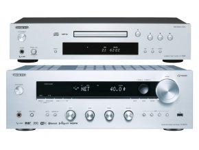 Onkyo TX 8270 C 7030 Silver