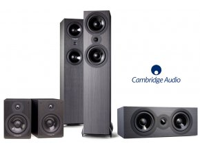 cambridge audio sx 5 0 set black