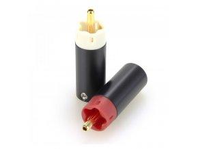 elecaudio te rc85s rca plugs tellurium copper gold plated 24k o 85mm pair (1)