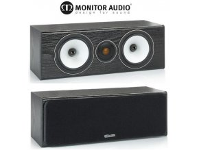 Monitor Audio Bronze BX centre černé
