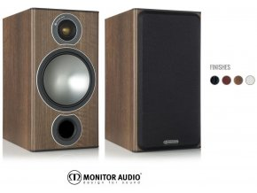 Monitor Audio Bronze 2 ořech