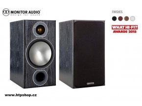 Monitor Audio Bronze 2 (Best stereo speaker £200-£400) Awards 2015  / u nás k poslechu /