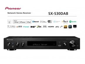 Pioneer SX S30DAB Black