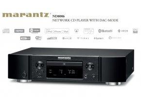 Marantz ND8006 Black