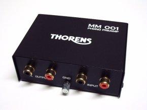 Thorens MM-001  rozbaleno, kompletní