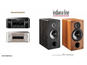 Marantz M CR612 Indiana line Tesi 261