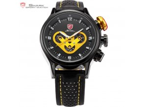 Shark Megalodon Yellow SH091