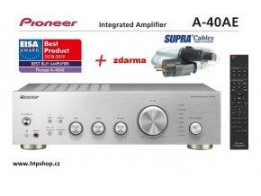 Pioneer A 40AE stříbrné provedení