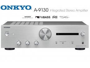 Onkyo A 9130 Silver