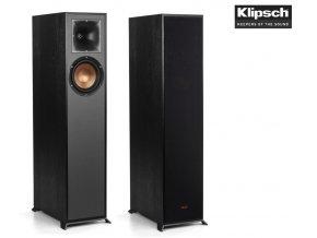 Klipsch R-610F černá