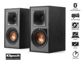 Klipsch R 41PM Black