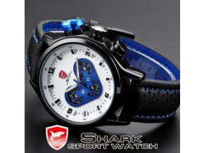 Shark Megalodon Blue Limited Edition SH089