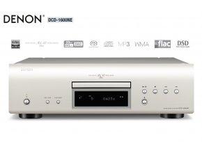 Denon DCD 1600NE Silver