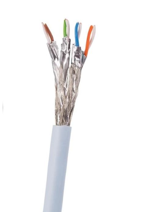 Supra Cables SUPRA CAT 8 STP PATCH FRHF Délky kabelů: 1,0 m