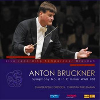 Thorens Anton Bruckner - Dresdner Staatskapelle dirigiert von Christian Thielemann