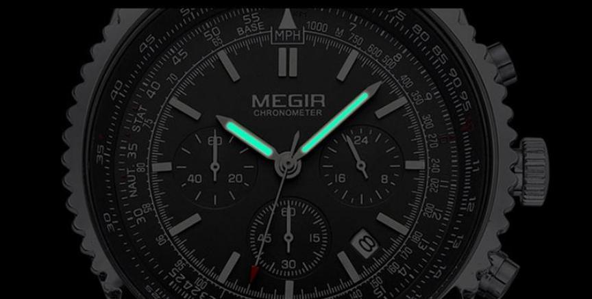 Megir GEAR ML2009GBN-7