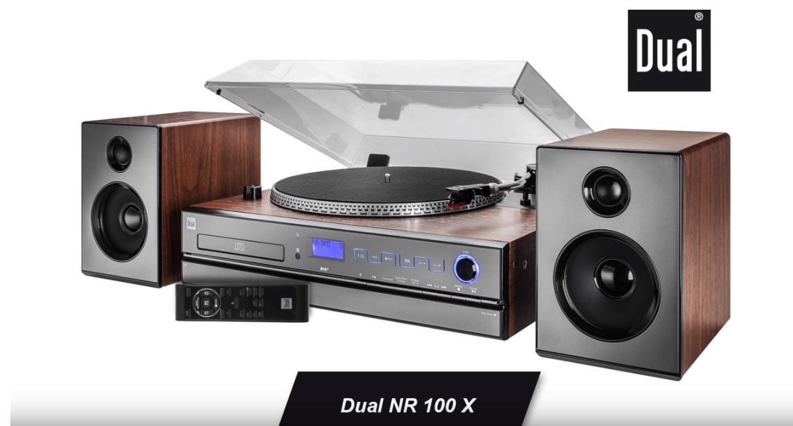 Dual NR 100 X