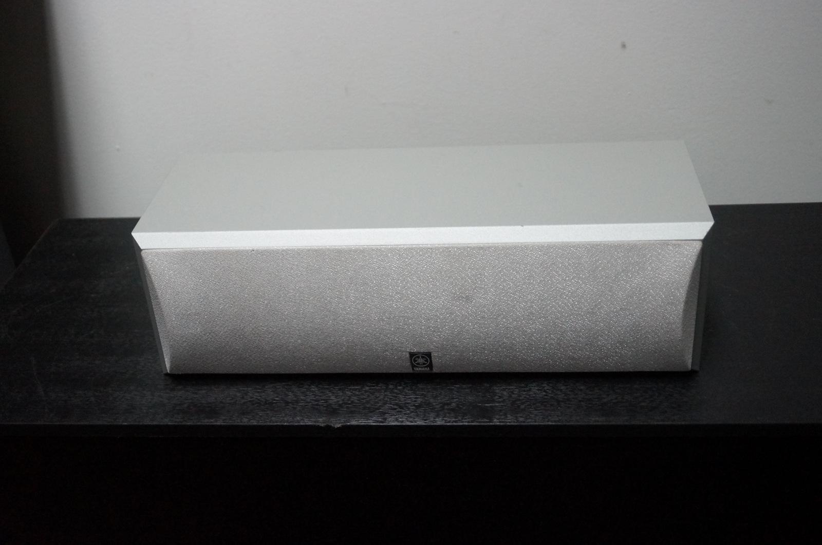 Yamaha NS-C125 Silver