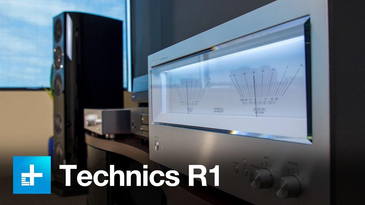 Technics SE-R1E-S