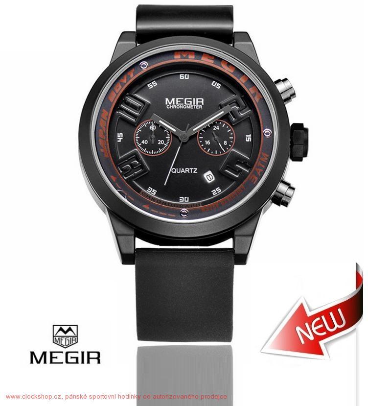 Megir FORMULA DRIFT MN2001G-BK-1